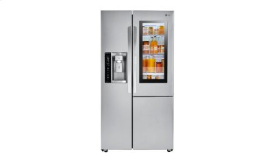 26 cu.ft. InstaView Door-in-Door® Side-By-Side Refrigerator Product Image
