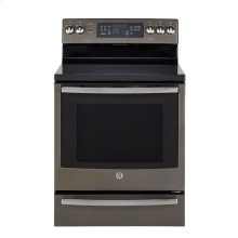 """30"""" Free Standing Electric Self Cleaning True Convection Range"""