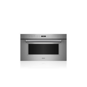 "Wolf30"" M Series Professional Drop-Down Door Microwave Oven"