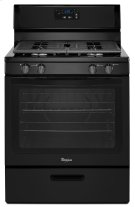 5.1 cu. ft. Freestanding Gas Range with Under-Oven Broiler Product Image