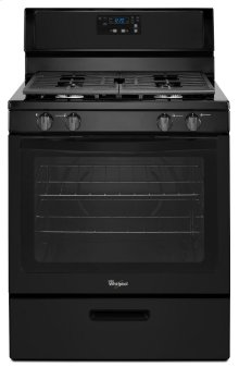 5.1 cu. ft. Freestanding Gas Range with Under-Oven Broiler
