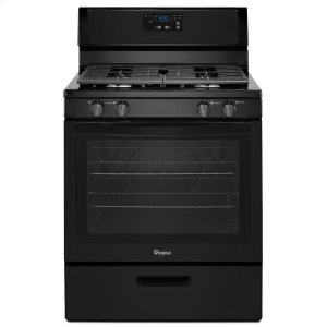 Whirlpool5.1 cu. ft. Freestanding Gas Range with Under-Oven Broiler
