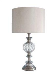 Glitter Table Lamp 2-Pack