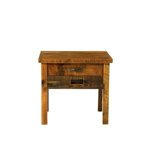 Western Traditions - Elite 1 Drawer Nightstand