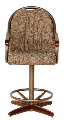 Chair Bucket (walnut & bronze)