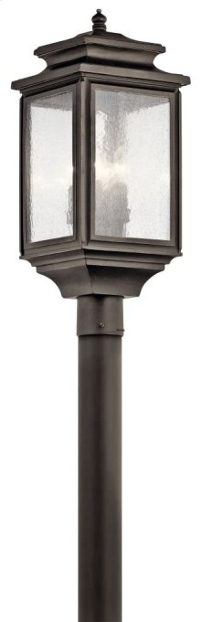 Wiscombe Park 4 Light Post Olde Bronze®
