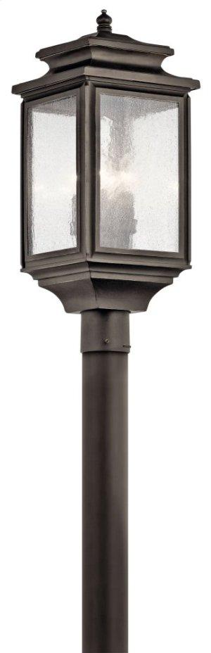 Wiscombe Park 4 Light Post Olde Bronze®