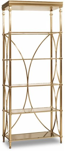 Highland Park Bunching Etagere