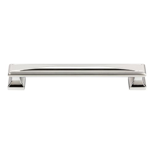 Wadsworth Pull 6 5/16 Inch - Polished Chrome