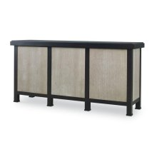 Mesa Bleeker Buffet With Granite Top