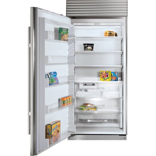 "36"" Classic Freezer - Panel Ready"