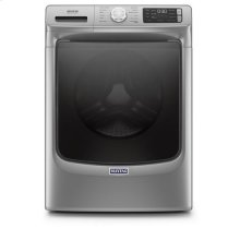 Maytag® Front Load Washer with Extra Power and 16-Hr Fresh Hold® option - 4.8 cu. ft. - Metallic Slate