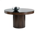 Jakarta Round Dining Table - Espresso Product Image