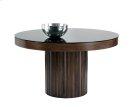 Jakarta Round Dining Table - Espresso Product Image