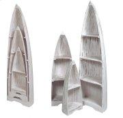 Sunset Trading Cottage 3 Piece Boat Shelves Product Image