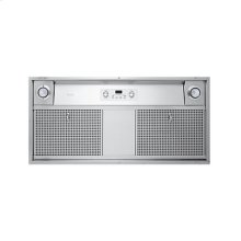 "Stainless Steel 42"" Built-In Custom Ventilator for Wall Hood - DBCV (42"" wide, 12"" high, 18"" deep)"