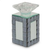 Mirrored Candle Holder Small (6/pack)