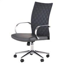 Mia Office Chair  Grey