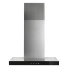 """Lustre Stainless 30"""" Recirculating Wall-Mount Canopy Hood"""
