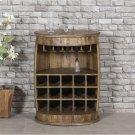 Round Bar Cabinet Product Image