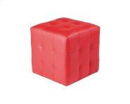 Dario Ottoman - Scarlet Product Image