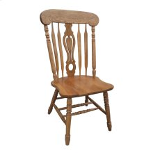 Colonial Key Hole Side Chair