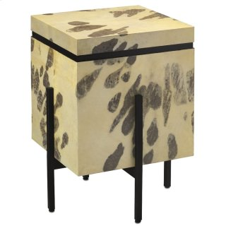 Karlson Side Table - 17.5w x 17.5d x 24h
