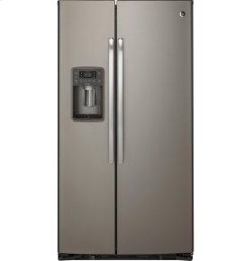 GE Profile Series 21.9 Cu. Ft. Counter-Depth Side-By-Side Refrigerator