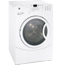 GE® ENERGY STAR® 3.6 IEC Cu. Ft. King-size Capacity Frontload Washer with Stainless Steel Basket