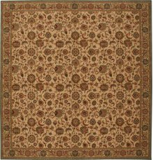 Hard To Find Sizes Grand Parterre Pt01 Natrl Rectangle Rug 12' X 13'