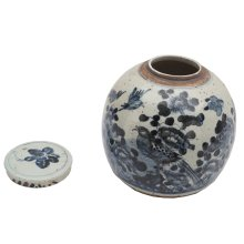 Aviary Ceramic Urn