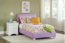 Youth PVC Bed : Wendy Youth Upholstered Bed