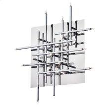 16lt Mondrian Flush-mount