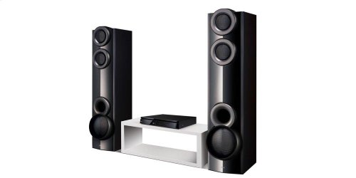 3D-Capable 1000W 4.2ch Blu-ray Disc Home Theater System