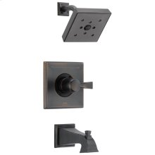 Venetian Bronze Monitor ® 14 Series H2Okinetic ® Tub & Shower Trim