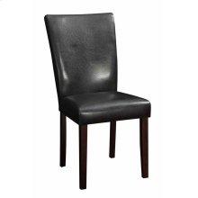 Westbrook Dark Brown Upholstered Dining Chair