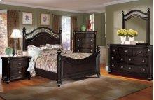 """Ventana Queen Bed Headboard, 67""""x5""""x64"""""""