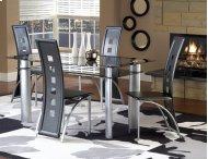 Metro Metal Dining Regular Height Table