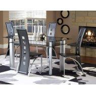 Astro Metal Dining Regular Height Table