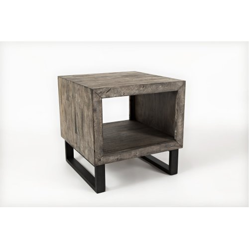 Mulholland Drive End Table