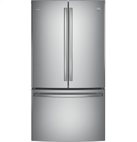 GE Profile Series ENERGY STAR® 23.1 Cu. Ft. Counter-Depth French-Door Refrigerator