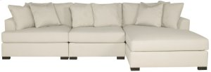 Adriana Sectional (3-Piece) in Mocha (751)