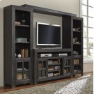 4 pc Entertainment Center Product Image