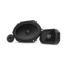 """JBL Stadium GTO 860C 6"""" x 8"""" two-way component system w/ gap-switchable crossover"""