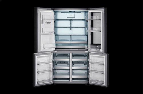 LG SIGNATURE 23 cu. ft. Smart wi-fi Enabled InstaView Door-in-Door® Counter-Depth Refrigerator - CLEARANCE ITEM