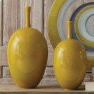 Ovoid Vase-Solar-Lg Product Image