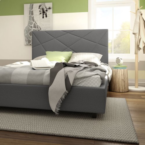 Nanaimo Upholstered Bed - Queen