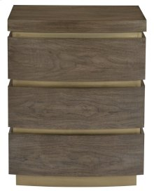 Profile Nightstand in Profile Warm Taupe (378)