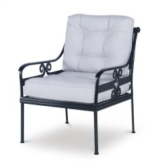 Augustine Metal Lounge Chair