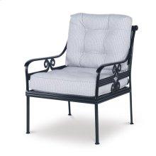 Augustine Metal Lounge Chair